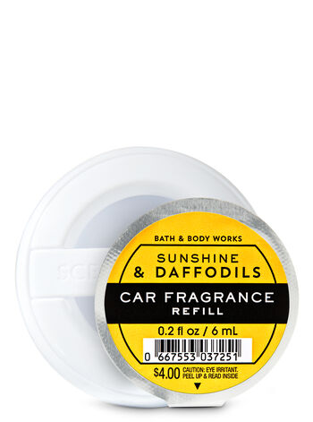 Sunshine & Daffodils Car Fragrance Refill