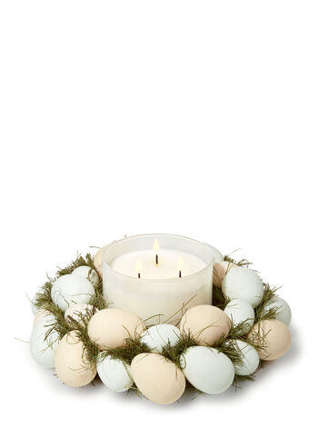 Easter Egg 3-Wick Candle Ring - Bath And Body Works