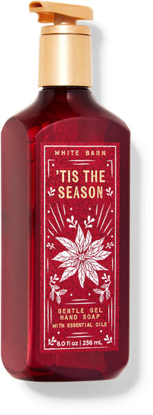 Tis the Season Gentle Gel Hand Soap