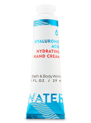 Water Hyaluronic Acid Hydrating Hand Cream - Bath And Body Works