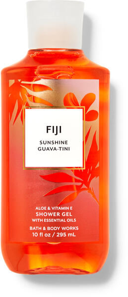 Fiji Sunshine Guava-tini Shower Gel