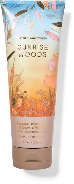Sunrise Woods Ultimate Hydration Body Cream