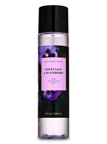 Violet Leaf & Blackberry Fine Fragrance Mist - Bath And Body Works