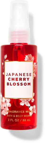 Japanese Cherry Blossom Travel Size Fine Fragrance Mist