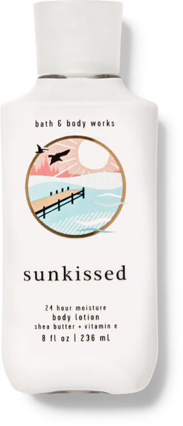 Sunkissed Super Smooth Body Lotion