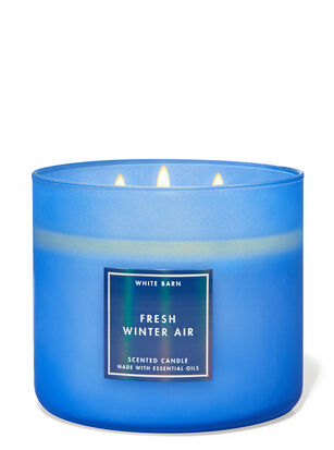 Fresh Winter Air 3-Wick Candle