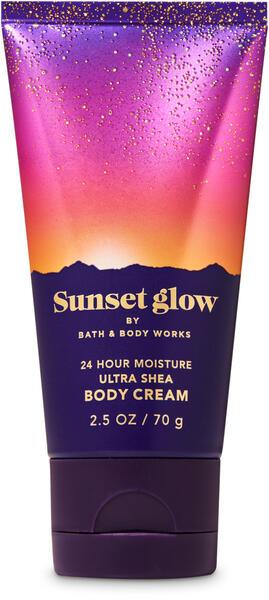 Sunset Glow Travel Size Body Cream
