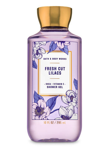 Fresh Cut Lilacs Shower Gel - Bath And Body Works