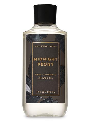 Midnight Peony Shower Gel - Bath And Body Works