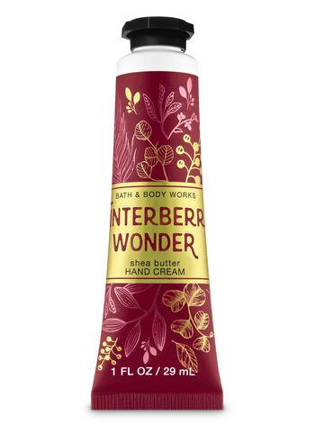 Winterberry Wonder Hand Cream - Bath And Body Works