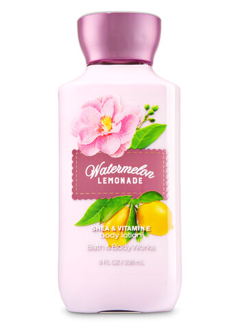 Signature Collection Watermelon Lemonade Body Lotion - Bath And Body Works