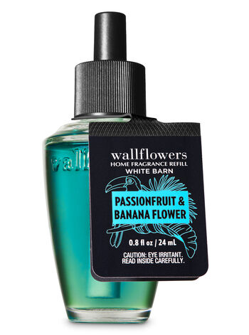 Passionfruit & Banana Flower Wallflowers Fragrance Refill - Bath And Body Works