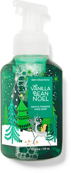 Vanilla Bean Noel Gentle Foaming Hand Soap
