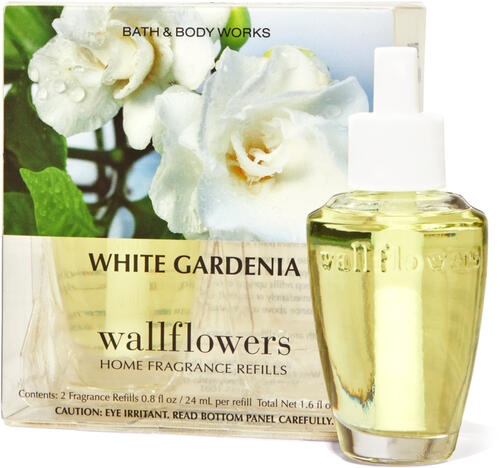 White Gardenia Wallflowers Refills 2-Pack
