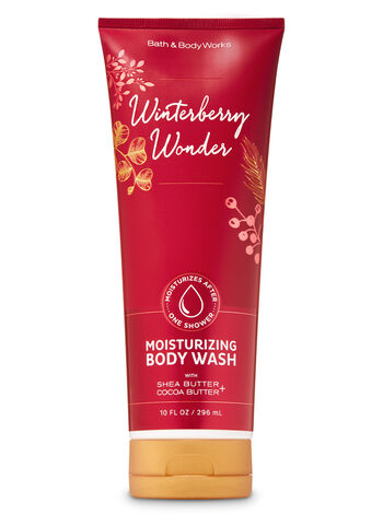 Winterberry Wonder Moisturizing Body Wash - Bath And Body Works