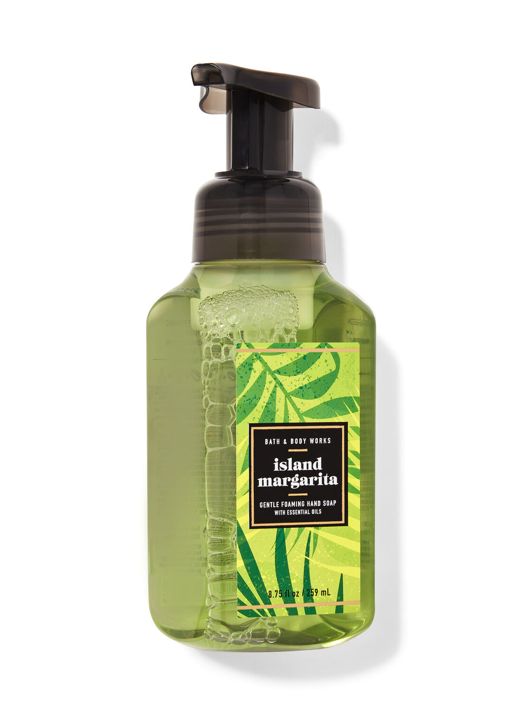 Island Margarita Gentle Foaming Hand Soap