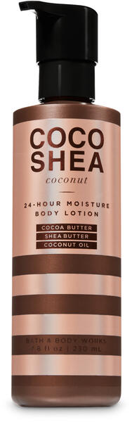 CocoShea Coconut Body Lotion
