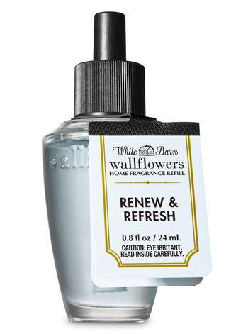 Renew & Refresh Wallflowers Fragrance Refill - Bath And Body Works