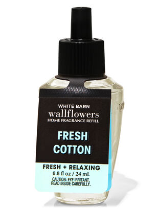 Fresh Cotton Wallflowers Fragrance Refill