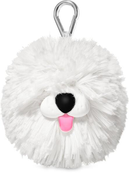 Shaggy Dog Pom PocketBac Holder