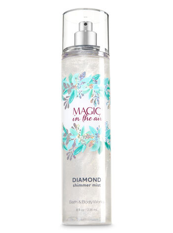 Signature Collection Magic in the Air Diamond Shimmer Mist - Bath And Body Works