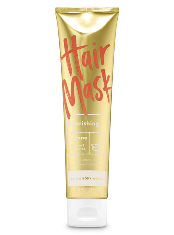 Nourishing Hair Mask - Bath And Body Works
