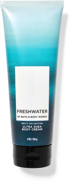 Freshwater Ultra Shea Body Cream