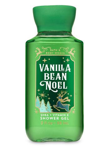 Vanilla Bean Noel Travel Size Shower Gel - Bath And Body Works