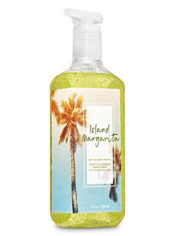 Island Margarita Deep Cleansing Hand Soap - Bath And Body Works