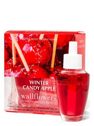 Winter Candy Apple Wallflowers Refills, 2-Pack