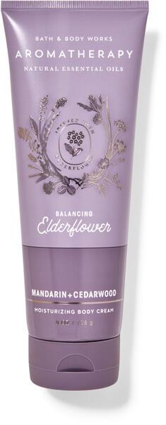 Elderflower Body Cream