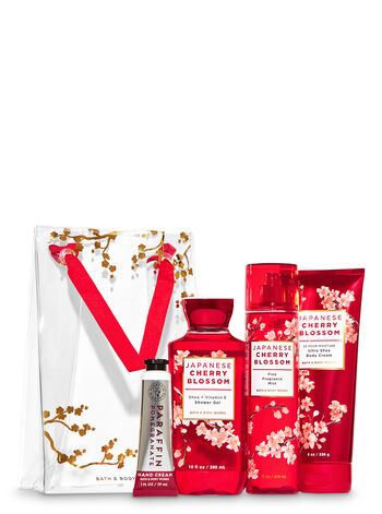 Japanese Cherry Blossom Gift Set - Bath And Body Works