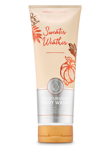 Sweater Weather Moisturizing Body Wash - Bath And Body Works
