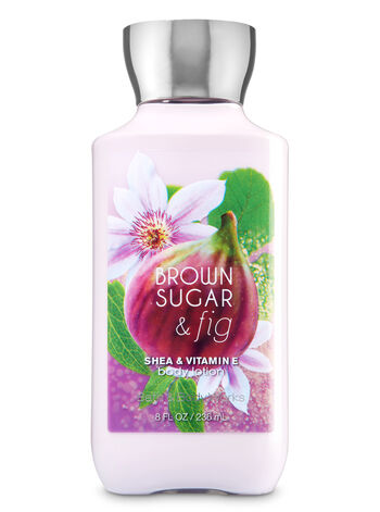 Signature Collection Brown Sugar & Fig Body Lotion - Bath And Body Works