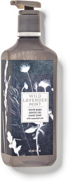Wild Lavender Mint Gentle Gel Hand Soap
