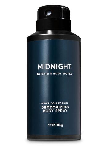 Midnight Deodorizing Body Spray - Bath And Body Works