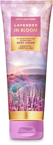 Lavender in Bloom Ultra Shea Body Cream