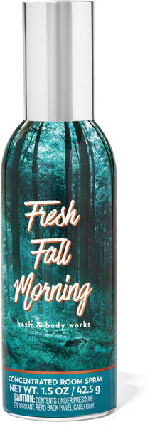 Fresh Fall Morning Concentrated Room Spray