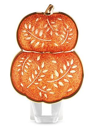 Pumpkin & Leaves Nightlight Wallflowers Fragrance Plug
