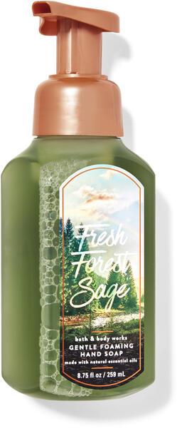 Fresh Forest Sage Gentle Foaming Hand Soap