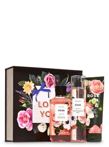 Rose Box Gift Set