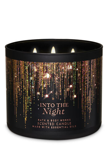 Into the Night 3-Wick Candle