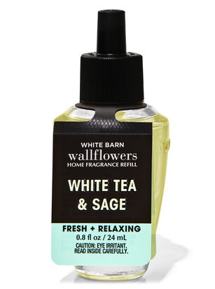 White Tea & Sage Wallflowers Fragrance Refill