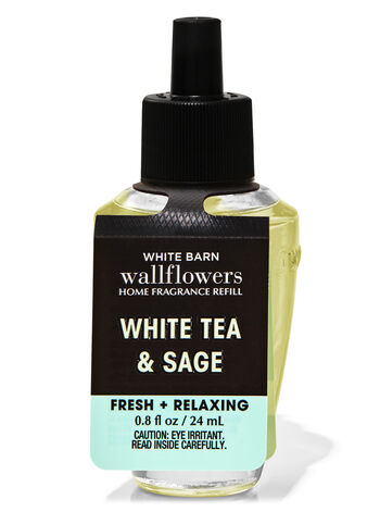 White Tea & Sage Wallflowers Fragrance Refill