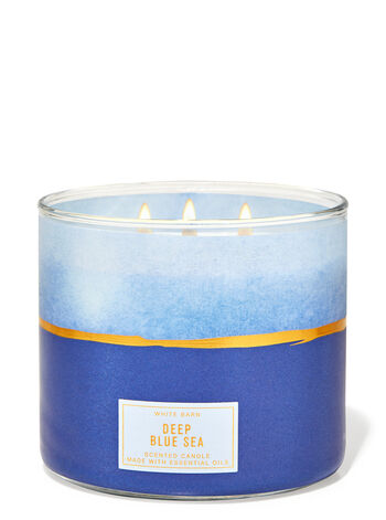 Deep Blue Sea 3-Wick Candle