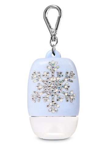 Gemstone Snowflake PocketBac Holder - Bath And Body Works