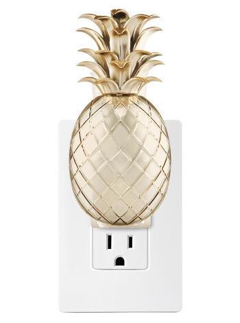 Golden Pineapple Nightlight Wallflowers Fragrance Plug