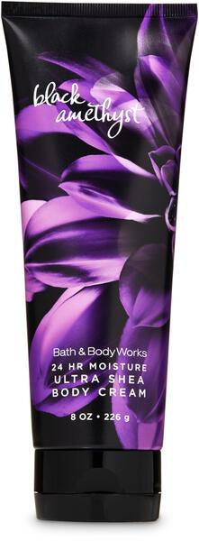 Black Amethyst Ultra Shea Body Cream