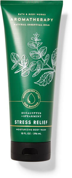 Eucalyptus Spearmint Moisturizing Body Wash