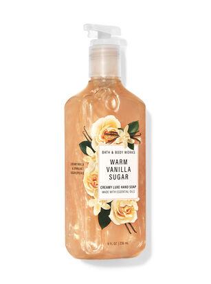 Warm Vanilla Sugar Creamy Luxe Hand Soap